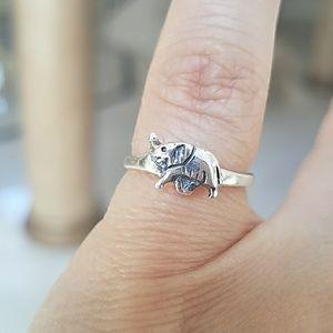 Jewelry - Elephant knuckle Adjustable Ring